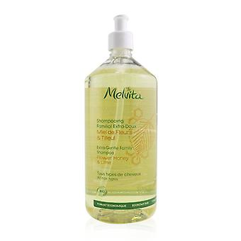 Melvita Extra-Gentle Family Shampoo (All Hair Types) 1000ml/33.8oz