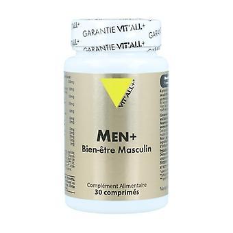 MEN + (Squashes - saw palmetto miehille) 30 tablettia