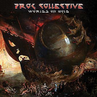 Prog Collective / Rundgren,Todd - Worlds On Hold (Green Vinyl) [Vinyl] USA import