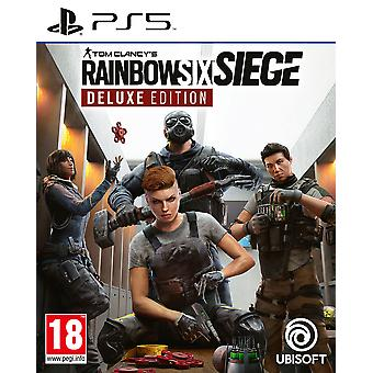 Tom Clancy's Rainbow Six Siege Deluxe Edition PS5 Game