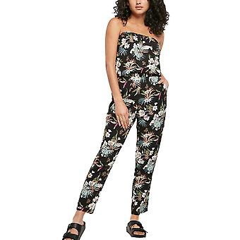 Urban Classics Ladies - Bandeau Jumpsuit Jumpsuit tropical