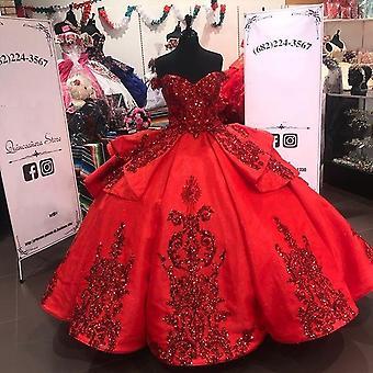 Sparkly Quinceanera Prom Dresses ( Set 1)