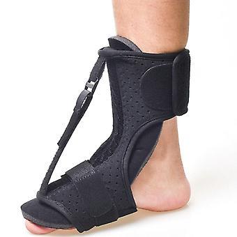 Jalkatuki jalka pudota orthosis nilkka valgus korjausvyö hemiplegia nilkkalasta terveyslaitteet