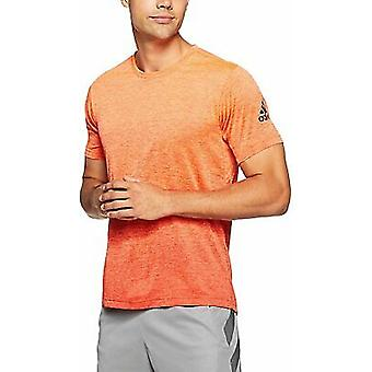 adidas Freelift Gradient Short Sleeve Mens Training Top T-Shirt CZ5433