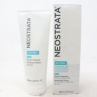 Neostrata Restore Facial Cleanser  6.8oz/200ml New With Box