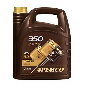 Pemco iDrive Synthetic Engine Oil LongLife Engine Oil 5W-30 5L API SN/CF BMW LL-04 MB 229.51