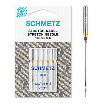 Schmetz Sewing Machine Needles - Stretch (Various Sizes)