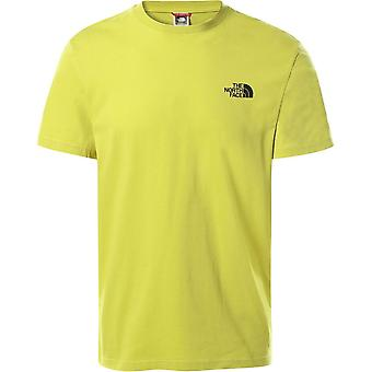 Le North Face Simple Dome T92TX51B0 hommes t-shirt