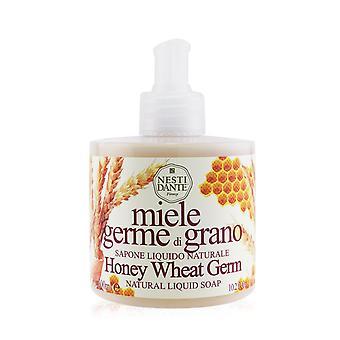天然液体石鹸蜂蜜麦芽251260 300ml/10.2オンス