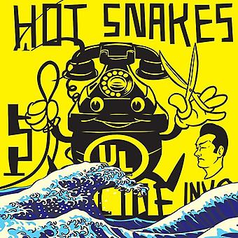 Hot Snakes - Suicide Invoice [CD] USA import