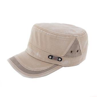 New Classic Men Women Army Plain Vintage Hat Cadet Baseball Cap