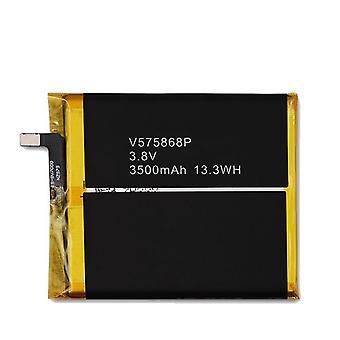 Alkuperäinen 3500mah Blackview Bv7000 Vaihto Li-ion Polymeeriakku Bv7000