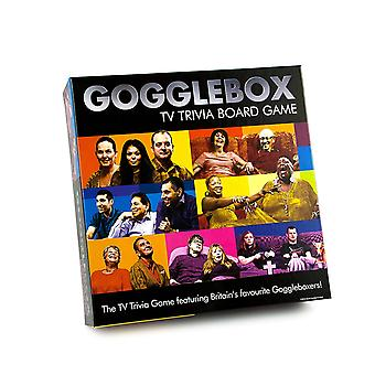Gogglebox TV-Quiz-Brettspiel