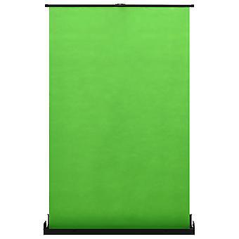 "vidaXL Photo Background Green 97"" 4:3"