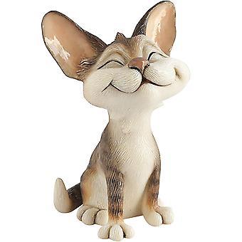 Små poter Figurer Purdy - Happy Cat