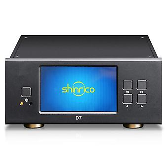 D7 24bit 192k Digital Turntable Output Sacd/dsd/hifi Lossless Music Player