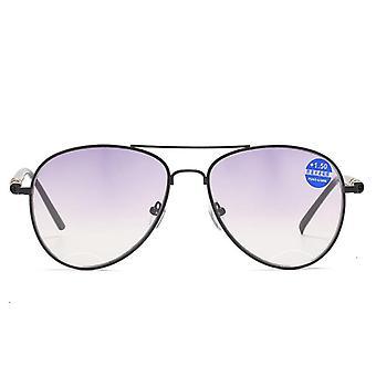 Reading glasses blue light blocking anti eyestrain black rg-29