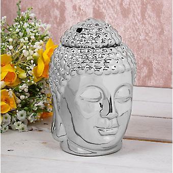 Voks/olje Varmere Buddha Sølv