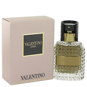 Valentino uomo eau de toilette spray af valentino 515897 50 ml