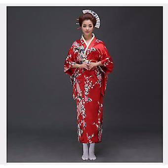 Abito da sera donna sexy Kimono Yukata