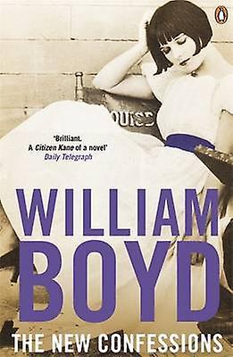 New Confessions by William Boyd