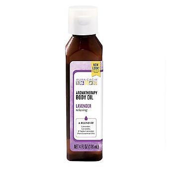 Aura Cacia Aromatherapy Oil, Relaxing Lavender, 4 OZ