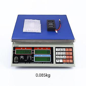 Mjx B6 7.4v 1300mah 25c Li-Poly Rc Batterie 903062 mit Xt30 Stecker für Rc Drohne