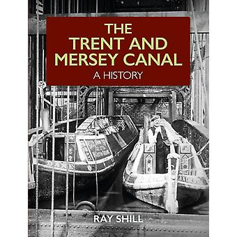 The Trent and Mersey Canal by Ray Shill