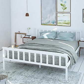 White Pine Cadre de lit en bois