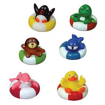 Squirt Splash Bobbers Bath & Swim Toy - Cracker Filler Gift