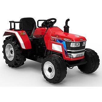 Ηλεκτρικό Τρακτέρ 2.4G – Κόκκινο – Παιδικό Όχημα