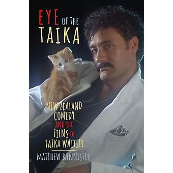 Eye of the Taika by Matthew Bannister