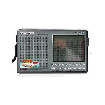 Digital FM AM LW MW SW Stereo Radio SSB Bit Nova versão DSP