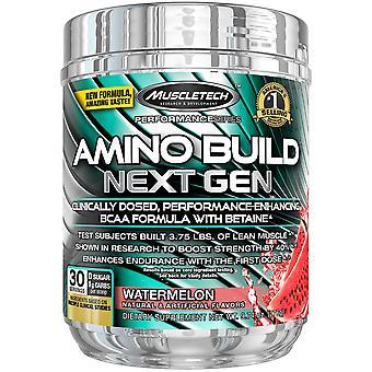 Amino Build - Next Gen, White Raspberry - 278 grams