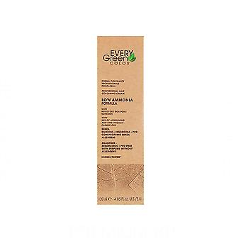 Permanente Kleurstof Groene Kleur Dikson Muster 7.64 (100 ml)