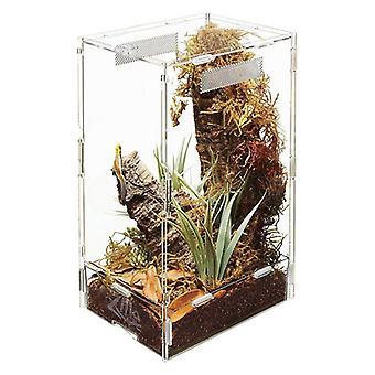 Zilla Micro Habitat Arboreal Home for Tree Dwelling Small Pet - Large
