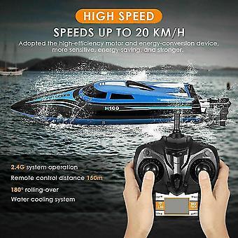 قوارب التحكم عن بعد الزوارق التحكم عن بعد RC قارب عالية السرعة سباقات اللعب