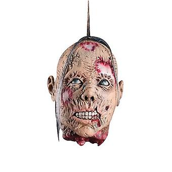 Halloween Horror Grimace Ghost Mask Scary Zombie