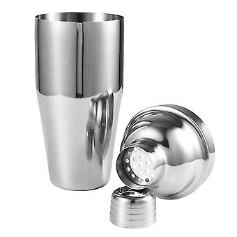 Agitador de cócteles 550 / 750ml, Barshaker Mixer Stainless Steel Bartender