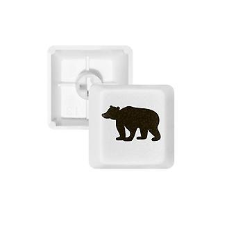 Black Bear Keycap -näppäimistö