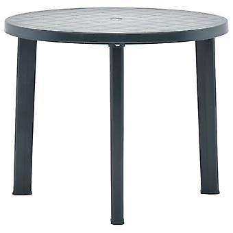 Chunhelife Garden Table Vert 89 Cm Plastique