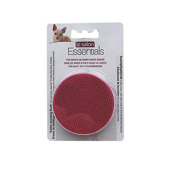 Hagen  LE SALON ESSENTIALS  RUBBER BRUSH (Dogs , Grooming & Wellbeing , Brushes & Combs)