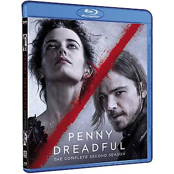 Penny Dreadful: Sæson to [Blu-ray] USA import