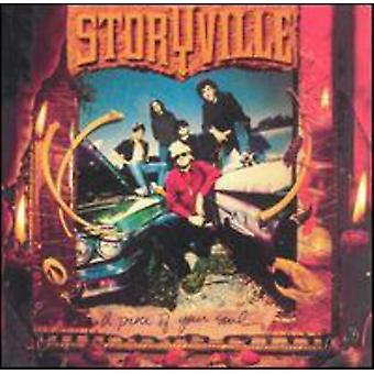 Storyville - Stück Your Soul [CD] USA import
