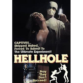 Hell Hole [DVD] USA import