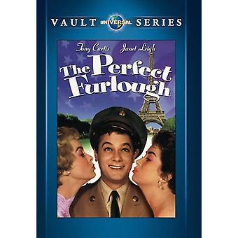 Perfect Furlough [DVD] USA import