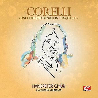 A. Corelli - importación de USA de Concerto Grosso 12 Fa mayor [CD]