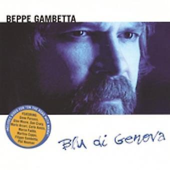 Beppe Gambetta - Blu Di Genova [CD] USA import