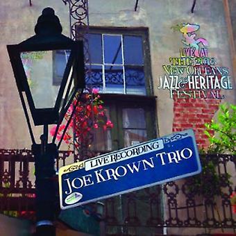 Joe Krown Trio - Live at Jazzfest 2013 [CD] USA import