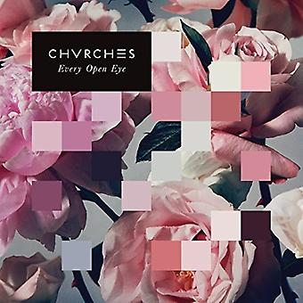 Chvrches - Every Open Eye(Dlx) [CD] USA import